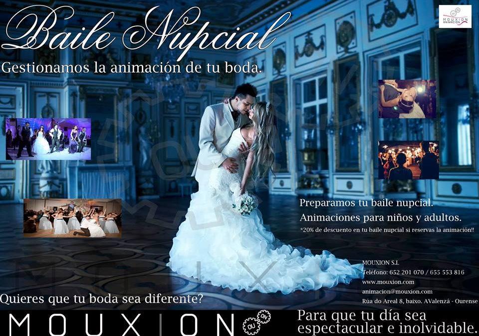 Baile Nupcial para que tu boda sea especial
