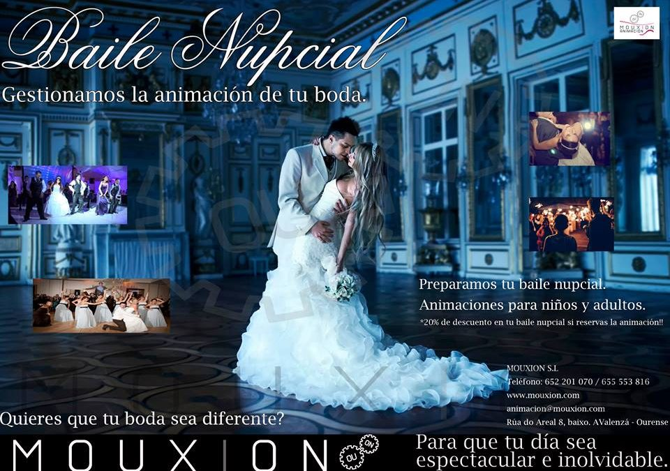 Prepara tu Baile Nupcial en Ourense.