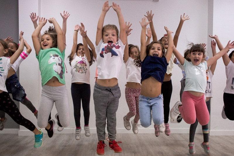 Baile Moderno Kids 2