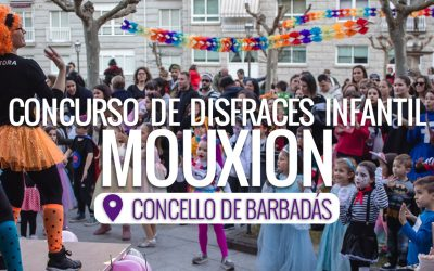 Carnaval en Barbadás 2020 – Mouxion