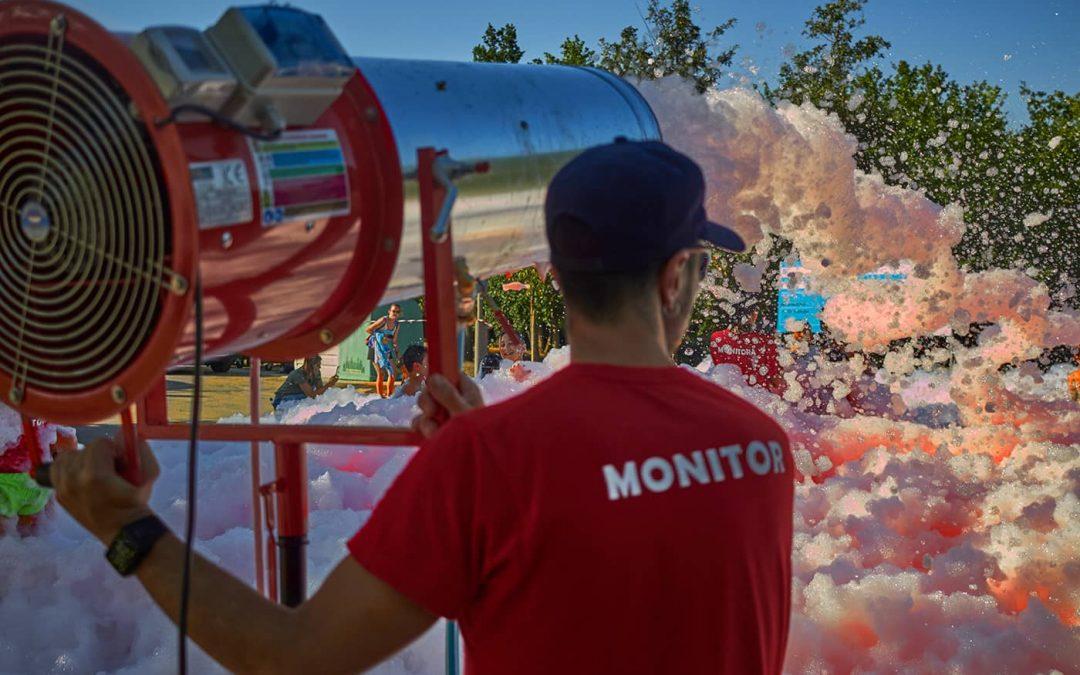 Animación en Ourense con Mouxion 2020