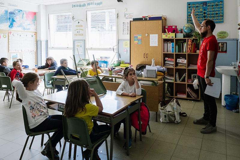Inglés - actividades extraescolares en Ourense
