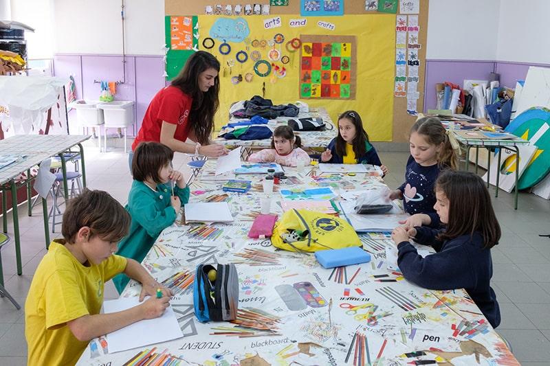 Expresión Artística - actividades extraescolares en Ourense