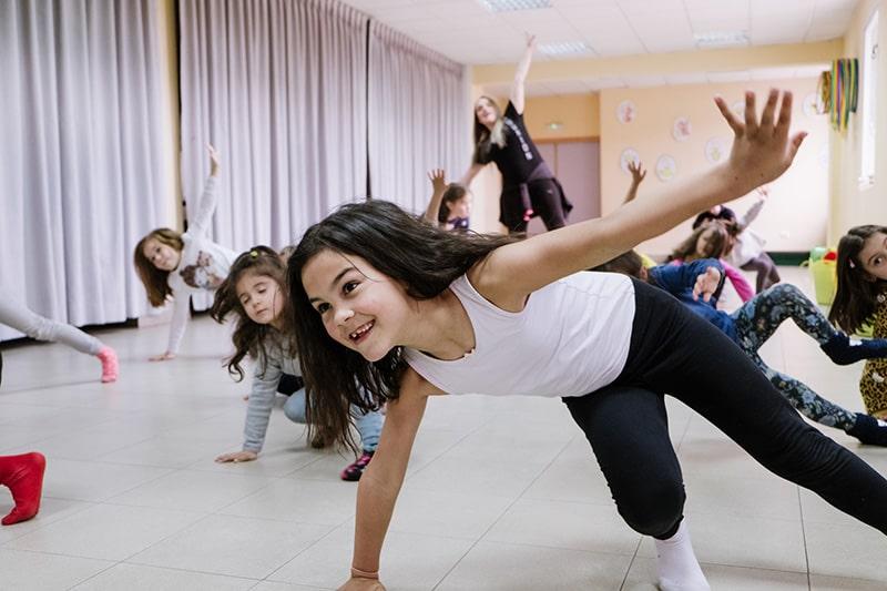Baile Moderno - Actividades extraescolares en Ourense