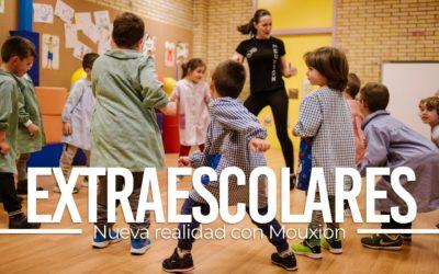 Oferta de Extraescolares colegio Luis Vives curso 20/21.