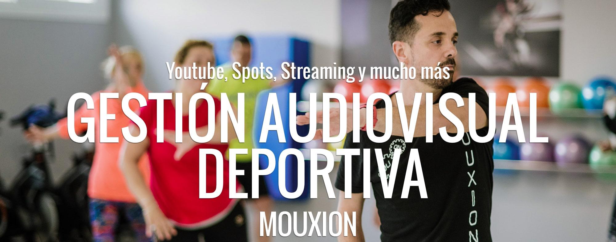 Gestión Audiovisual Deportiva Youtube