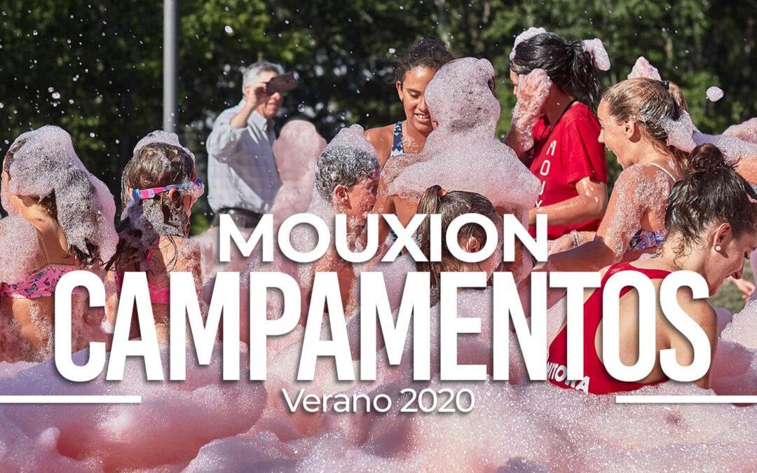 Campamentos Ourense Verano 2020 MOUXION
