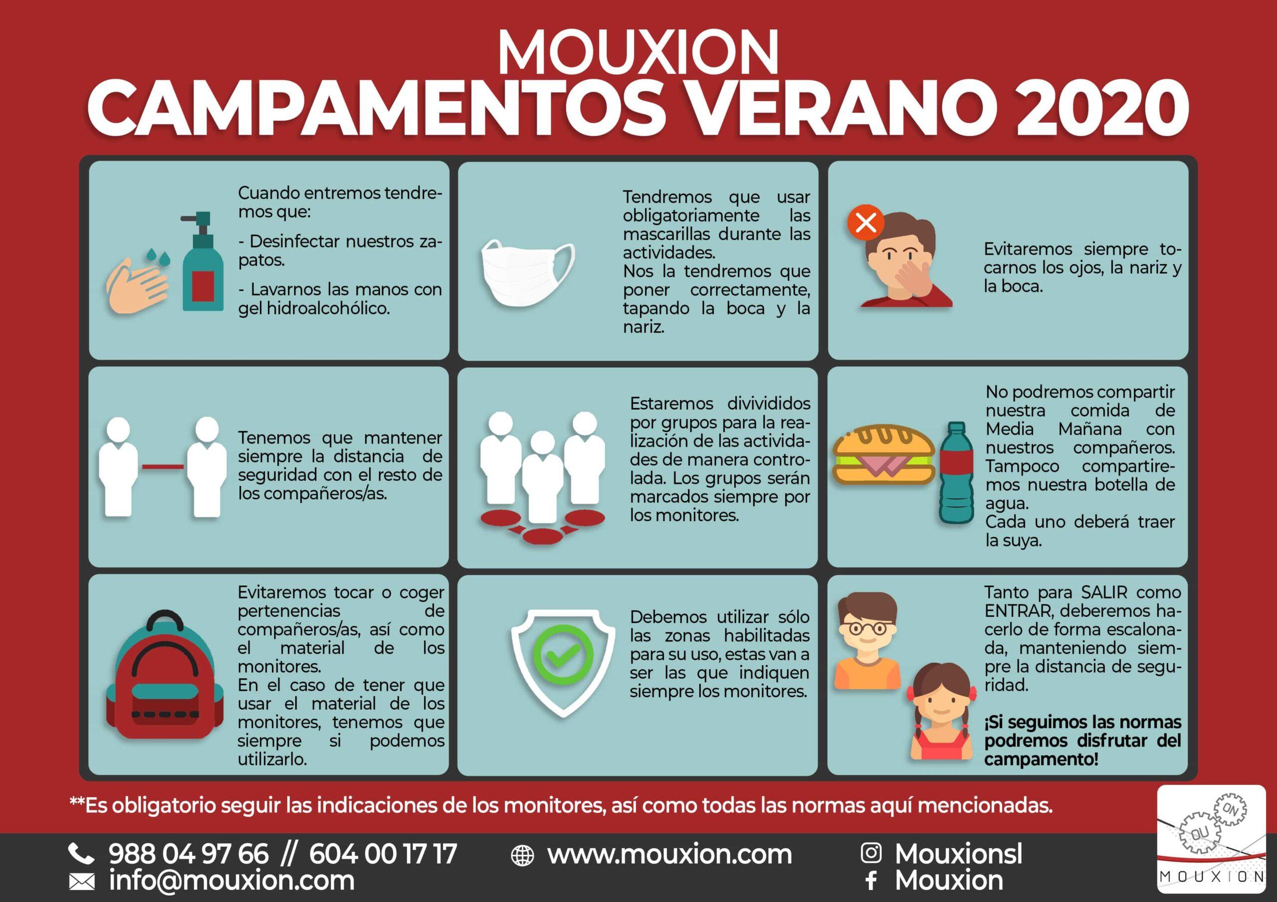 Campamentos Ourense Verano 2020