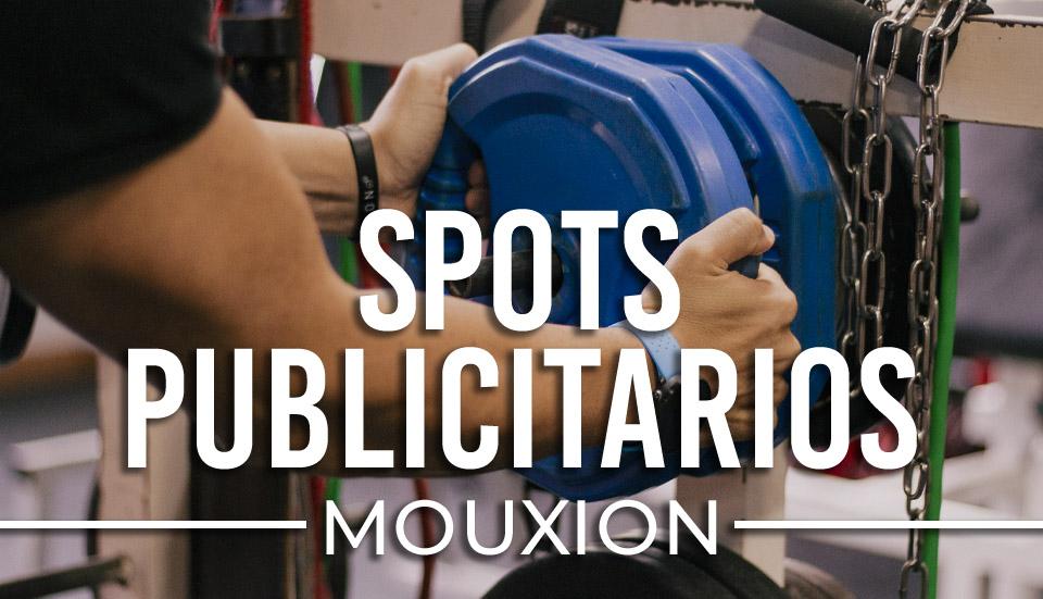 Spots Publicitarios en Ourense con Mouxion