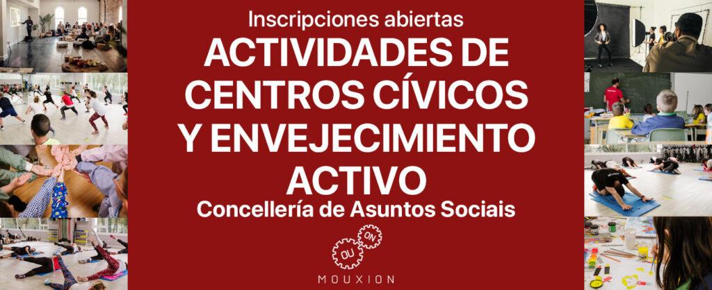 Centros Cívicos Ourense