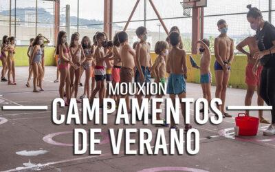 Campamentos de Verano en Ourense – Mouxion 2021